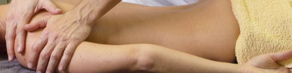 Diepe bindweefselmassage bij de verwerking van seksueel geweld