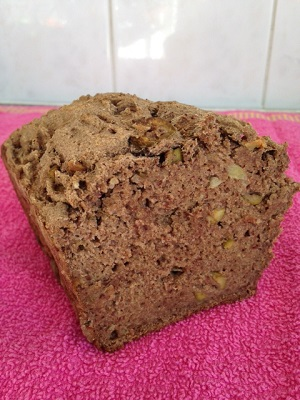 glutenvrij haverbrood