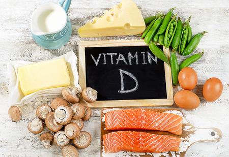 vitamine D in voeding