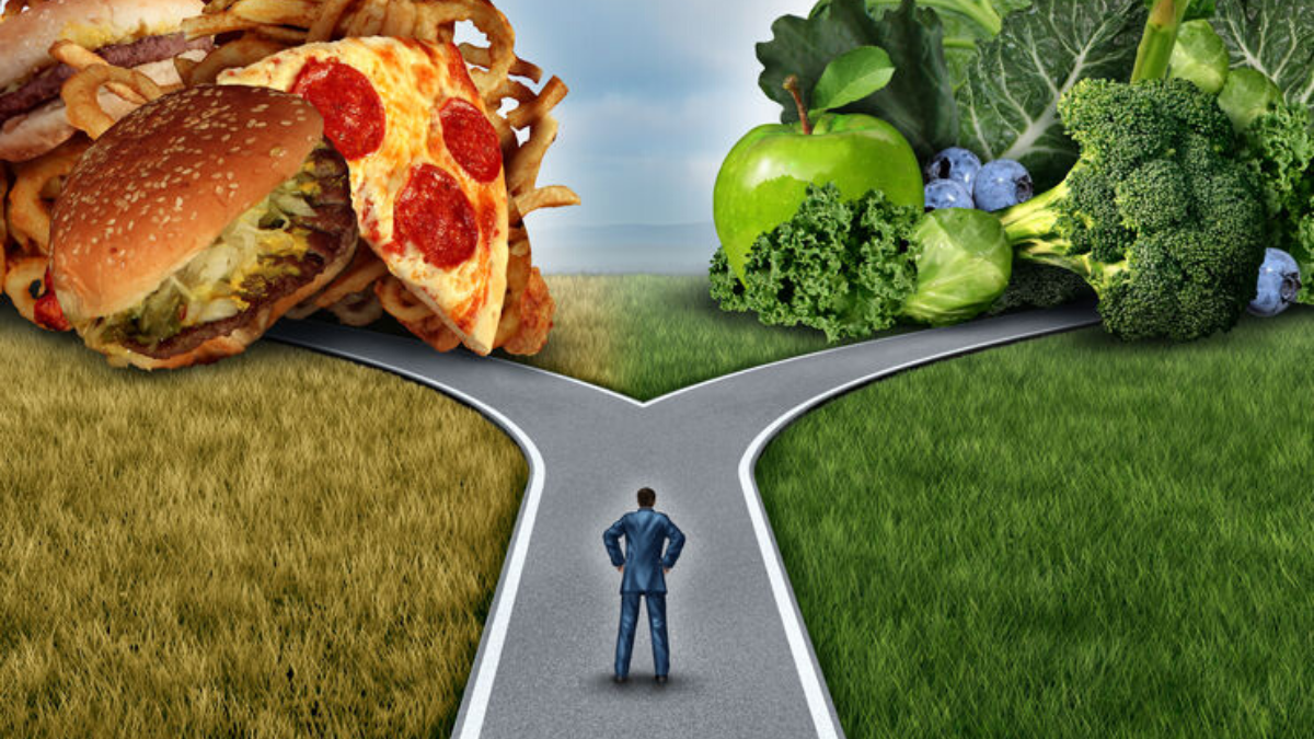 Gezonde voeding, de basisprincipes