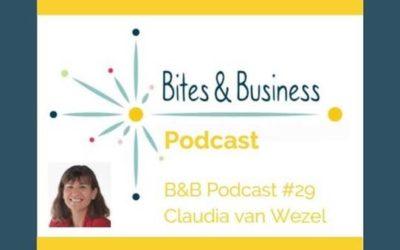 Interview door Marijke Krabbenbos van Bites&Business