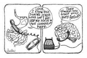 Darmklachten en andere buikklachten - brein darm connectie