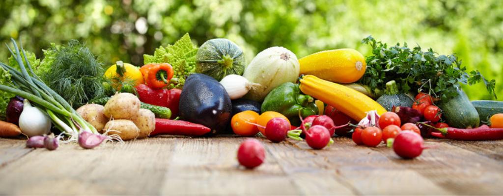 meer groenten